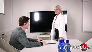 HITZEFREI fractious trio with 2 German blondes Porn Videos